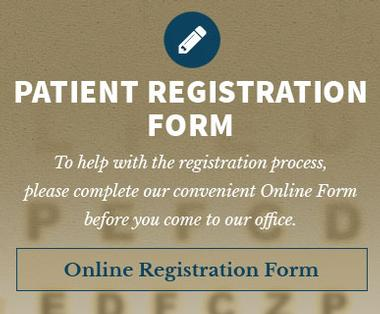 Graphic link to Online Registration Page